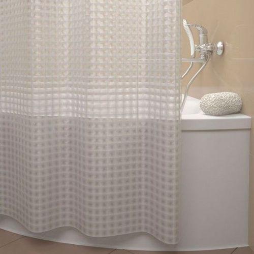 Штора для ванной Iddis Stereo Square 500E18Si11