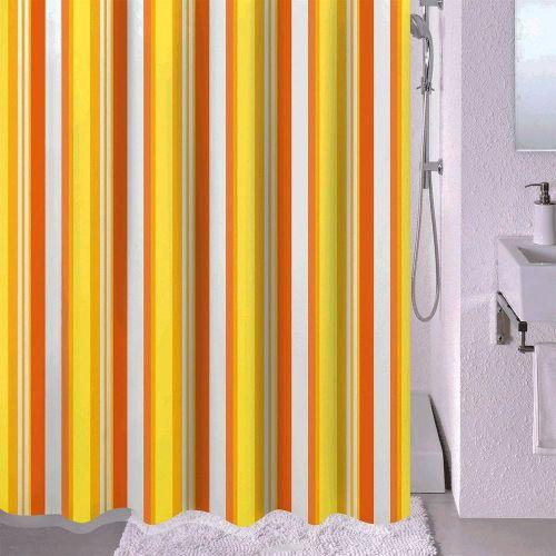 Штора для ванной Milardo Flag Stripe