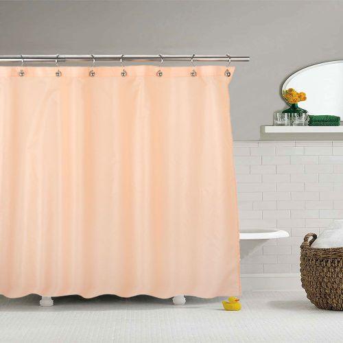 Штора для ванной R. Pla Monofilamento Rosa MFO1820R 180х200 розовая