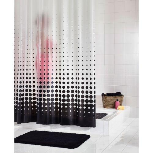 Штора для ванной Ridder Blacky 31840