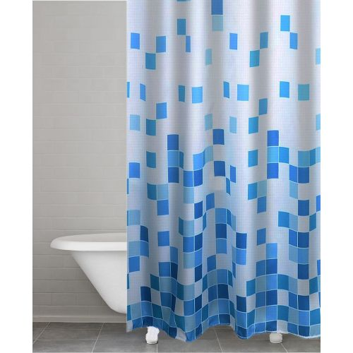 Штора для ванной Ridder Cubes 403310