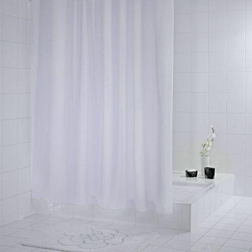 Штора для ванной Ridder Diamond 48301 белая