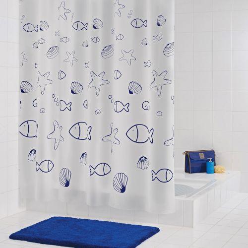 Штора для ванной Ridder Seashell 32630