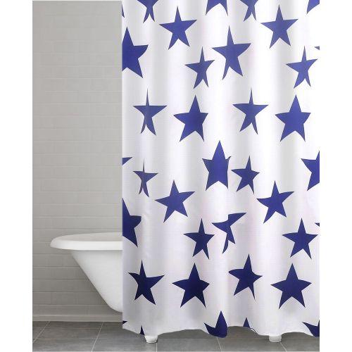 Штора для ванной Ridder Star 403303 синяя