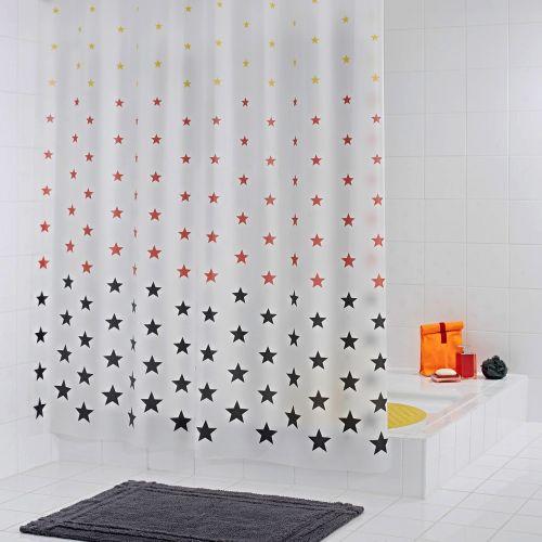 Штора для ванной Ridder Stella 32620 цветная