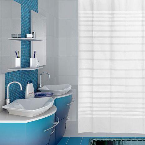 Штора для ванной Verran Tiras