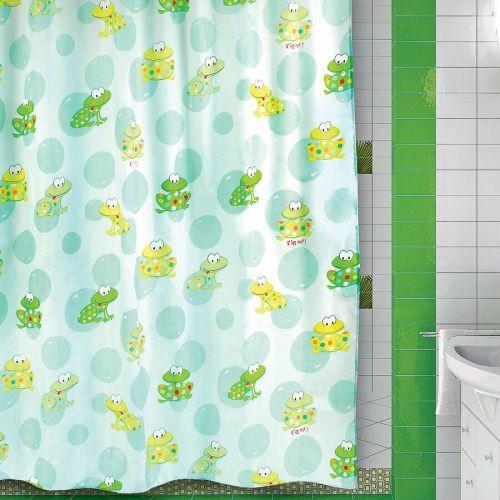 Штора для ванной Verran Toadland