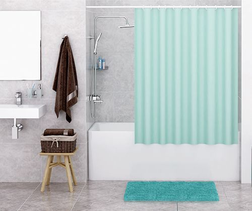 Штора для ванной Wasserkraft Oder SC-30301