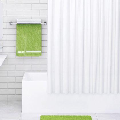 Штора для ванной Wasserkraft Vils SC-10201