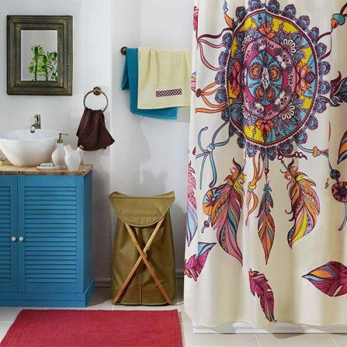 Штора для ванной Wess Dreamcatcher