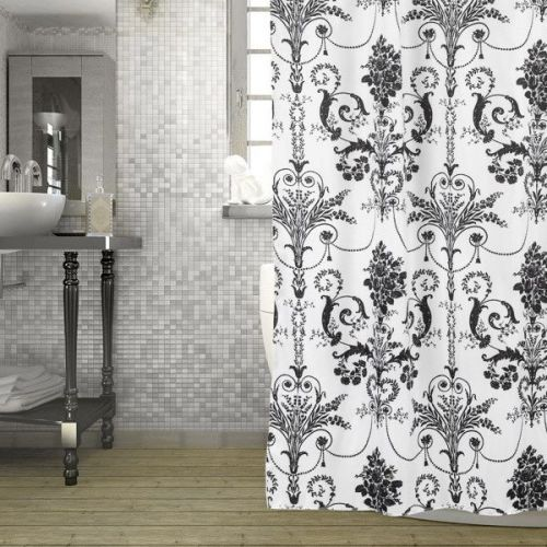 Штора для ванной Wess Oxford T573-2