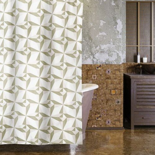 Штора для ванной Wess Triangulo T625-5