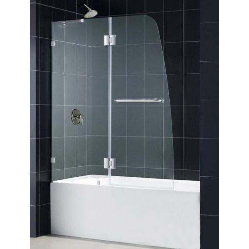 Шторка на ванну RGW Screens SC-13 1100x1500 стекло матовое