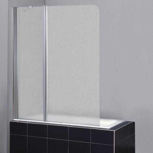 Шторка на ванну BelBagno Sela V 11 120/140 Ch Cr L