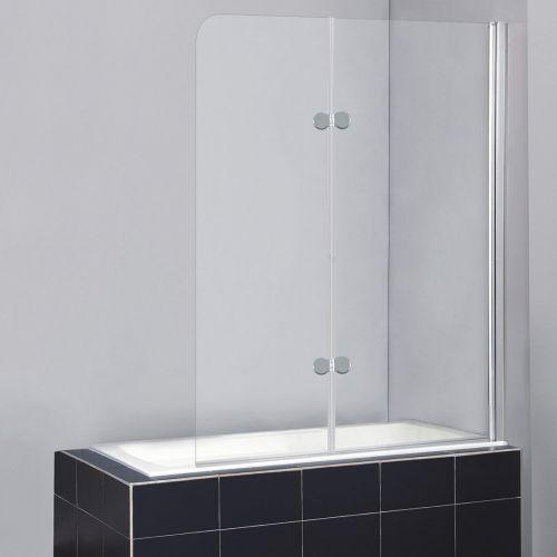 Шторка на ванну BelBagno Sela V 21 120/140 C Cr