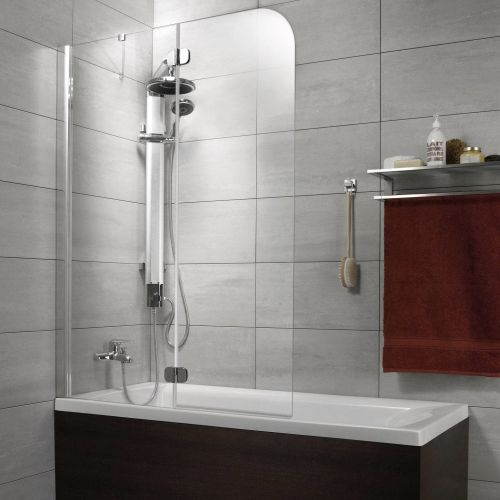 Шторка на ванну Radaway Torrenta PND 120 прозрачное стекло L