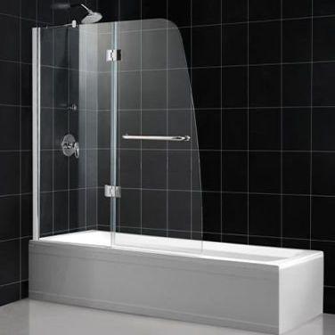 Шторка на ванну RGW Screens SC-13 1000x1500 стекло чистое