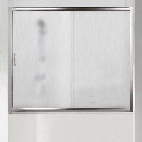 Шторка на ванну RGW Screens SC-42 1800x1500 стекло шиншилла