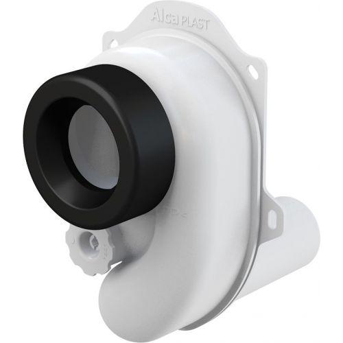 Сифон для писсуара AlcaPlast A45B горизонтальный