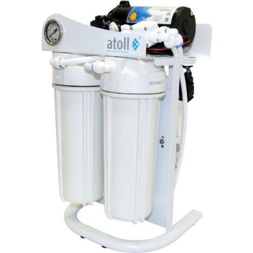 Система обратного осмоса Atoll A-4400p STD без бака