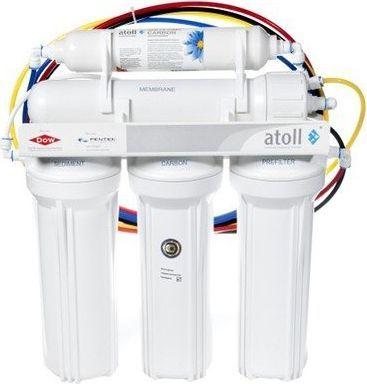 Система обратного осмоса Atoll A-575Em/A-575m STD с минерализатором