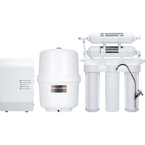 Система обратного осмоса Новая Вода Praktic Osmos OU600