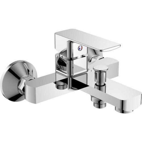 Смеситель 1 Orange Plito M16-100cr для ванны с душем