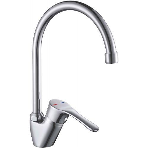 Смеситель Aquanet Elements SD20065 для кухонной мойки
