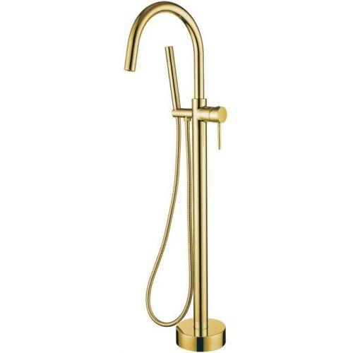 Смеситель Boheme Imperiale 219 напольный, для ванны с душем