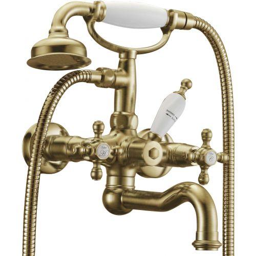 Смеситель Boheme Medici Presente 313 для ванны с душем