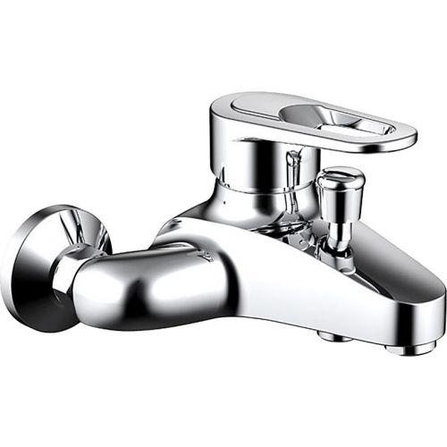 Смеситель Bravat Loop F6124182CP-01 для ванны с душем