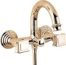 Смеситель Cezares Olimp VD 03/24 O для ванны с душем