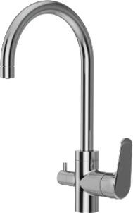 Смеситель Damixa RedBlu Origin Evo 820700000 для кухонной мойки