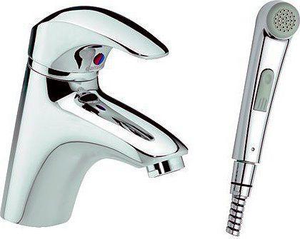 Смеситель Damixa Space 100300000 для раковины с гигиеническим душем