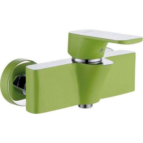 Смеситель D&K Berlin Humboldt DA1433112 для душа, зеленый