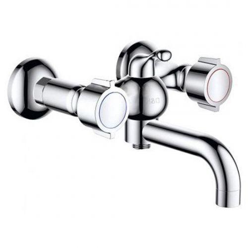 Смеситель D&K Torhall Hessen DA1413241 для ванны с душем