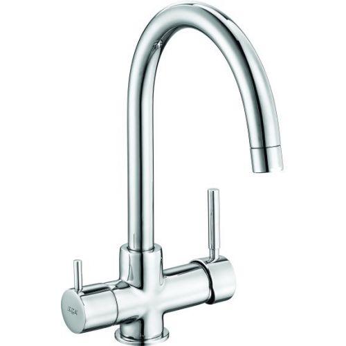 Смеситель E.C.A. Dual flow 102118005 для кухонной мойки