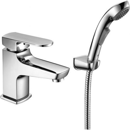 Смеситель Elghansa Scarlett 16B2225 для раковины с гигиеническим душем