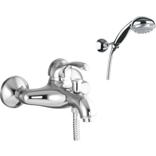 Смеситель Fiore Jafar 47CR5100 для ванны с душем
