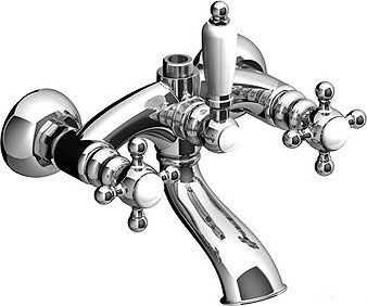 Смеситель Gattoni Vivaldi 12006C0 для ванны с душем