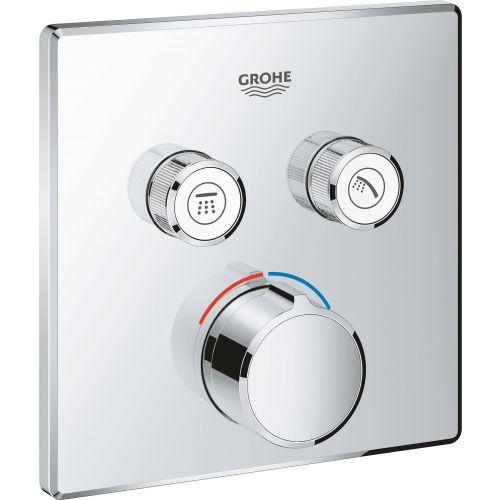 Смеситель Grohe Grohtherm SmartControl 29148000 для ванны с душем