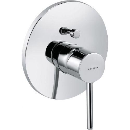 Смеситель Kludi Bozz 386570576 для ванны с душем
