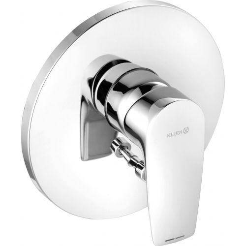 Смеситель Kludi Pure&Solid 346500575 для ванны с душем