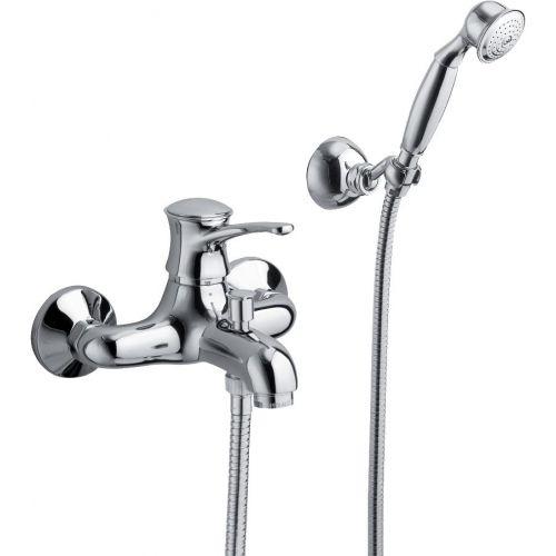 Смеситель La Torre Nobel 22020.CR хром, для ванны с душем