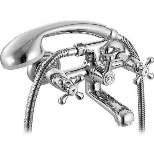 Смеситель Milardo Bosfor BOSSB00M02 для ванны с душем