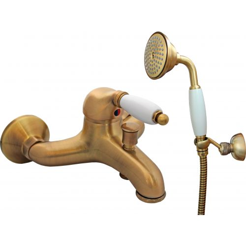 Смеситель M&Z Delizia DLZ00513 для ванны с душем