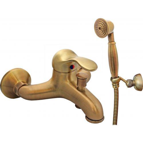 Смеситель M&Z Delizia DLZ00514 для ванны с душем