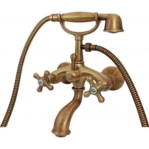 Смеситель M&Z Epoca EPC00521 для ванны с душем