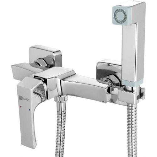 Гигиенический душ Lemark Unit LM4518C со смесителем