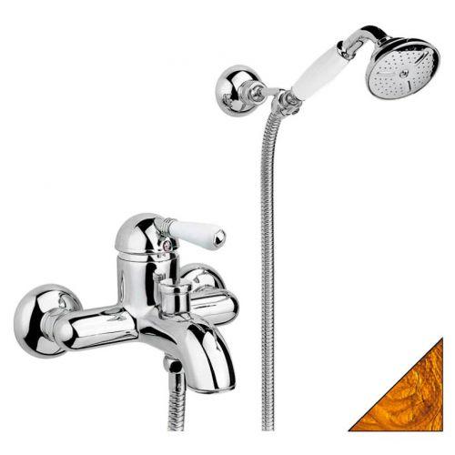 Смеситель Nicolazzi Classica Lusso 3401 GB 76 для ванны и душа